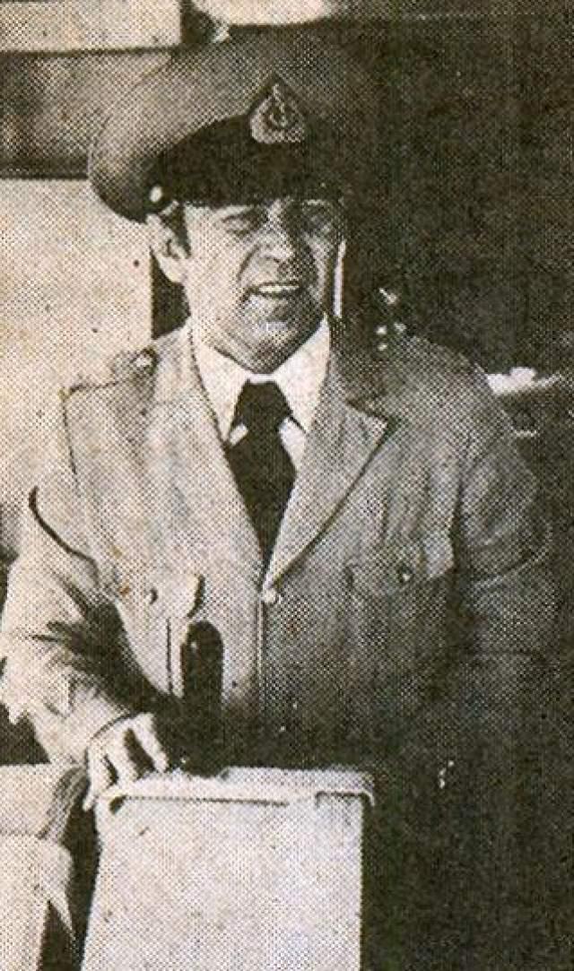 Капитан судна Владимир Клейменов был осужден на 10 лет лишения свободы, поскольку суд признал, что он не смог обеспечить дисциплины на судне, хотя во время столкновения с мостом он не присутствовал на капитанском мостике, а отдыхал в своей каюте, поскольку должен был выйти в дежурство в полночь. Из положенного срока Клейменов отсидел около 6 лет и был досрочно освобожден по состоянию здоровья. В 1990 году он умер от сердечного приступа.