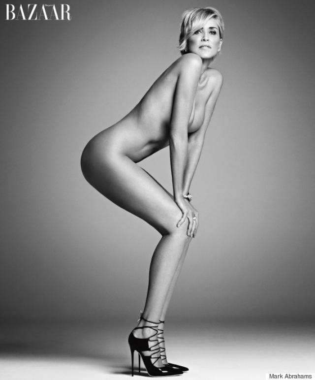 Летом 2015 года журнал Harper's Bazaar опубликовал откровенные снимки 57-летней звезды.