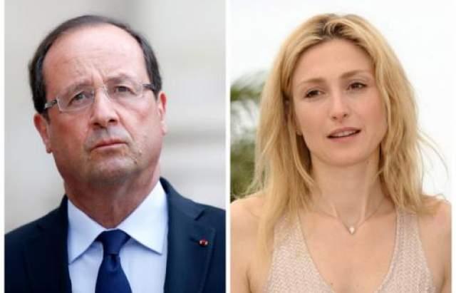 Июли Гайе и Франсуа Олланд Таблоид Closer опубликовал статью о романе Франсуа Олланда с актрисой Июли Гайе.