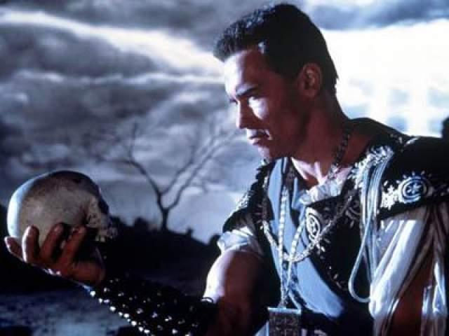 1993 год: «Последний киногерой».