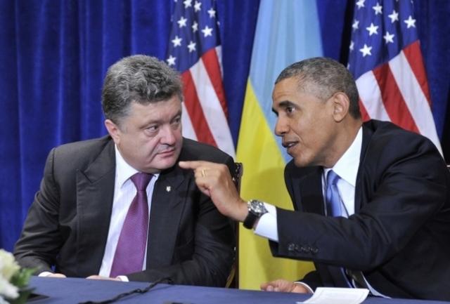 А вот в 2015 году американский президент и вовсе поставил Порошенко в неловкую ситуацию. Во время мероприятия в штаб-квартиру ООН прибыл президент Украины Порошенко, который попытался подойти к Бараку Обаме, но был остановлен секьюрити Президента США.