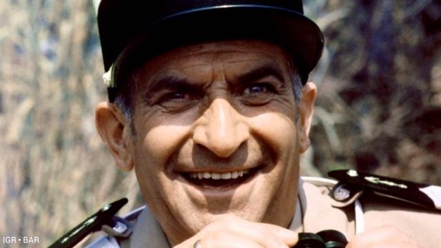 Среди подобных работ и многосерийный фильм о приключениях Жандарма и его сотрудников, снятый в 1960-е годы.