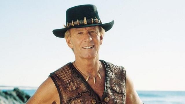 Пол Хоган – Крокодил Данди. Пол так вписался в типаж австралийского охотника на рептилий, что покинуть его пределы в итоге не сумел: никто не занимал Пола в мелодрамах и триллерах, просто потому.