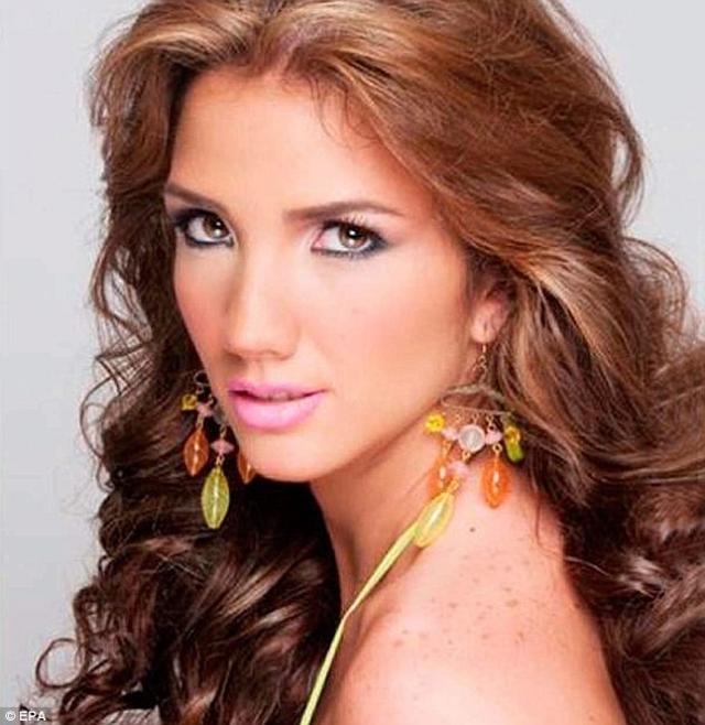 """Генезис Кармона (1991-2014). """"Мисс Туризм - 2013"""" из Венесуэлы стала жертвой убийства."""