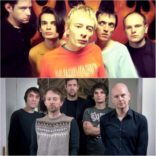 Radiohead. В 2012 году обрушившаяся сцена убила их 33-летнего техника ударной установки Скотта Джонсона. Солист Том Йорк все еще пытается наказать виновых через суд.