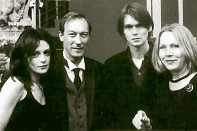 Всю свою жизнь он прожил c единственной женой Людмилой Зориной, с которой познакомился на втором курсе института. У супругов родился сын Филипп, ставший также известным актером.