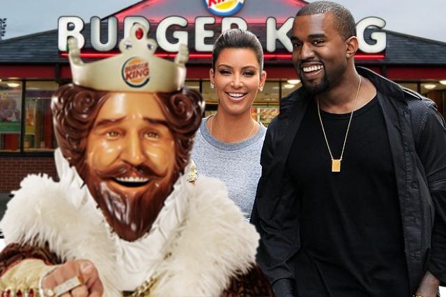 Но подарок оказался еще более дорогим - Ким Кардашьян стала владельцем десяти ресторанов сети Burger King в разных городах Европы.