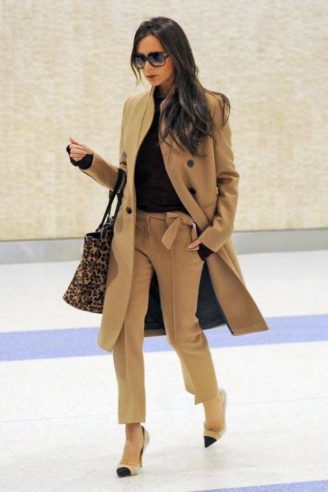 Но со временем Вики разобралась в модных течениях и тенденциях и быстро стала британской иконой стиля.