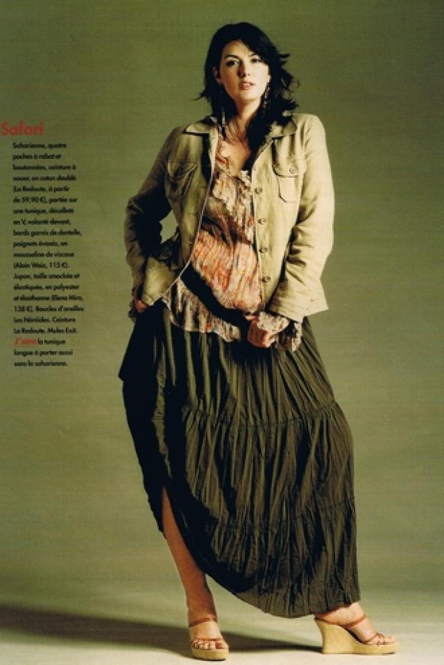Ее звездный час настал в 2006 году, когда Джон Гальяно доверил ей открывать показ собственного бренда. А Карин Ройтфельд восхищалась ее красотой, сравнивая типаж Джоанны с типажами Авы Гарднер и Марии Каллас.
