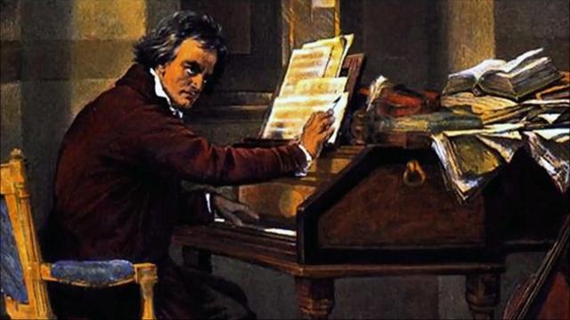 """Один из посетителей, навестивших его в 1809 году, сообщал, что композитор живет """"в самой грязной и захламленной квартире, какую только можно вообразить"""". Он всюду бросал тарелки с объедками, ношеную одежду, бумаги и нотные листы, а под фортепиано ютился неопорожненный ночной горшок."""