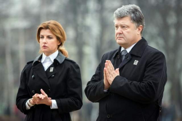 По образованию Марина кардиолог, но оставила карьеру ради семьи. В данный момент возглавляет Фонд президента Украины Петра Порошенко и занимается благотворительностью, помогая детям-инвалидам.