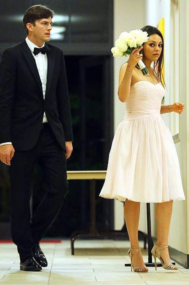 В 2014-м у них родилась дочь, а в 2015-м они поженились.