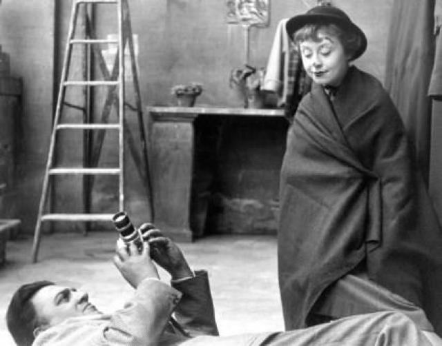 """Актрисе наперебой сулили великое будущее, но при этом не предлагали главных ролей. Такую роль в своем новом фильме """"Дорога"""" Федерико Феллини приготовил для жены."""