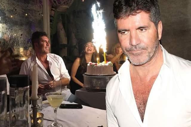 А это день рождения Саймона Ковелла.
