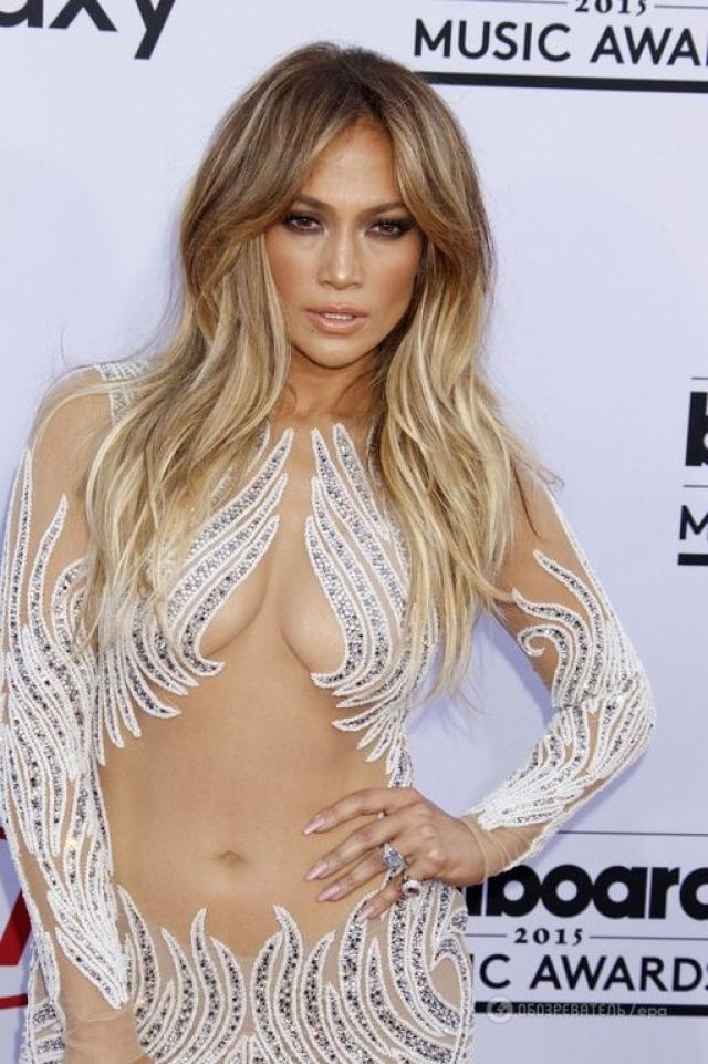 Дженнифер Лопес - Billboard Musicт Awards 2015