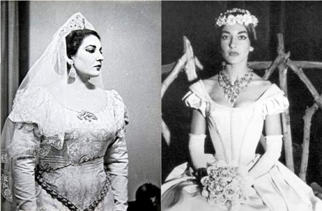 """К тому времени, в 1953 году, в """"Ла Скала"""" звезде поставили условие: если хочет выступать на знаменитой сцене – нужно сбросить минимум 30 кг. Она пошла навстречу требованиям, и вскоре сбросила 40 с лишним килограммов."""