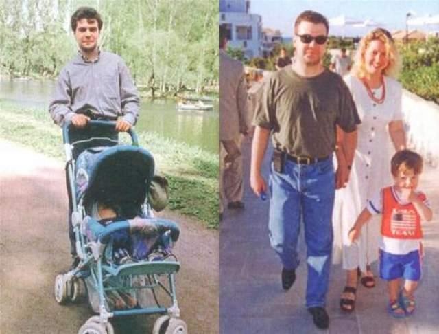 Окончательно семья Медведевых оформилась в 1993 году после рождения ребенка - сына Ильи.