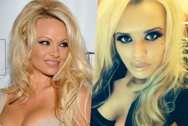 Кэролин Андерсон - Памела Андерсон. 31-летняя Кэролин из британского Ливерпуля обожает голливудскую звезду. Женщина истратила 30 тысяч долларов только на увеличения груди (одной процедурой дело не обошлось).