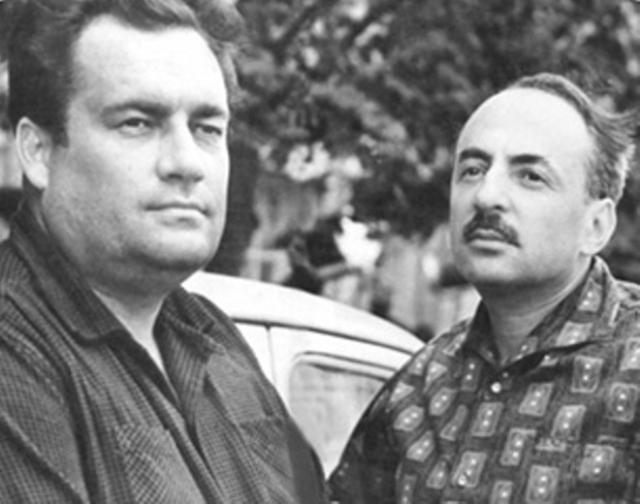 Услышав эту историю, Эмиль Брагинский и Эльдар Рязанов и написали пьесу, перекочевавшую на телеэкран.
