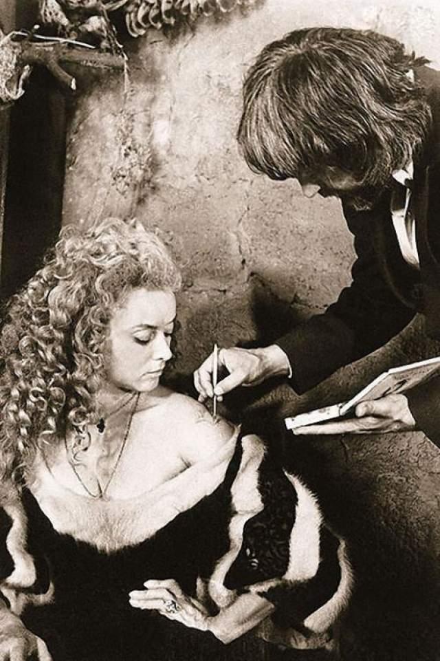 Роль блистательной авантюристки сыграла Маргарита Терехова.