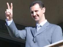 В Сети появилось первое видео с Асадом после ударов по Сирии