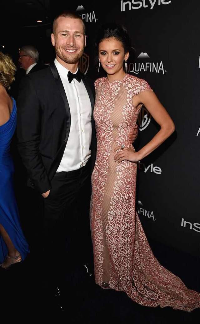 Нина Добрев и 29-летний актер Гленн Пауэлл начали встречаться этим летом, однако уже успели расстаться.