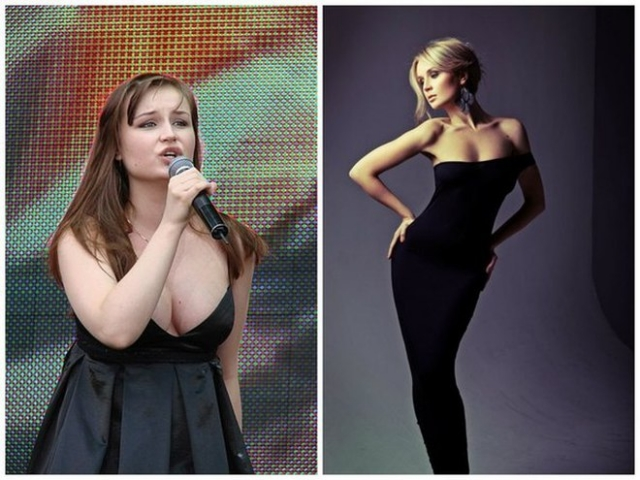 После развода Полина заметно похудела и полностью сменила имидж, что незамедлительно сказалось и на ее творческой популярности.