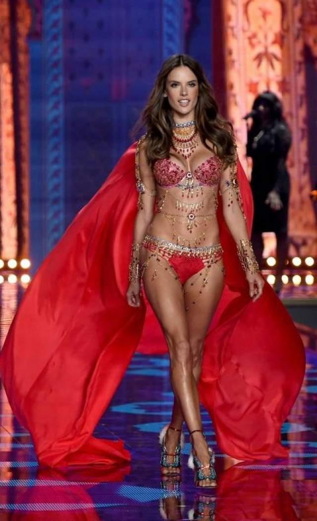 Помимо модельного бизнеса, Алессандра успела сняться во множестве телешоу и фильмов.