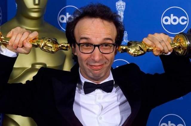 """Также Роберто получил """"Оскар"""" за лучшую мужскую роль."""