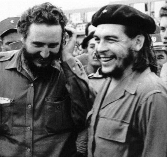 5 июня 1957 года Фидель Кастро выделил колонну под руководством Че Гевары в составе 75 бойцов. Че было присвоено звание команданте (майора).