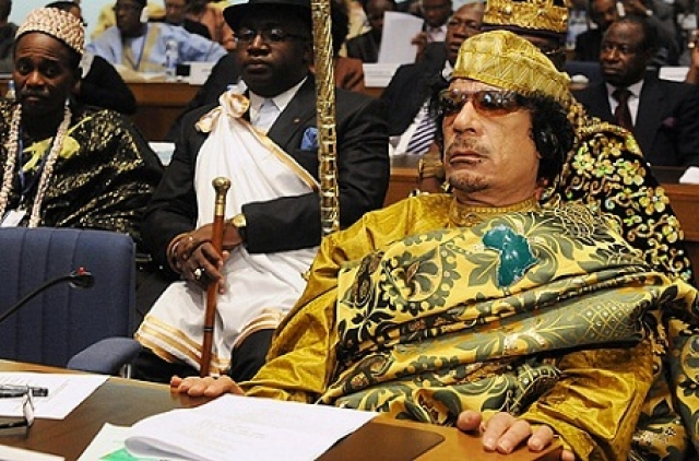 Каддафи принадлежало 7,5 процентов акций в итальянском UniCredit, два процента в автомобильной группе Fiat, два процента в военно-промышленной группе Finmeccanica, 7,5 процентов в туринском футбольном клубе Juventus.