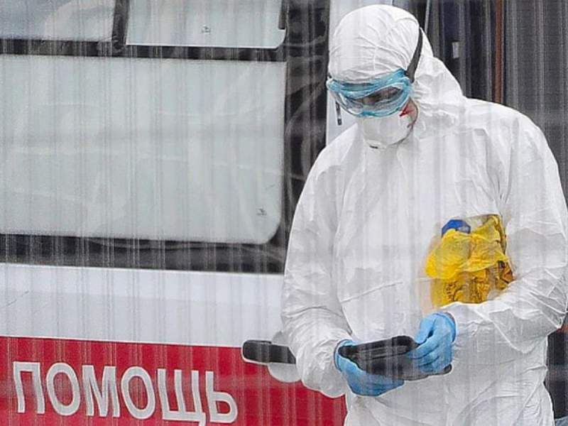 В России от коронавируса за сутки умерли 432 человека
