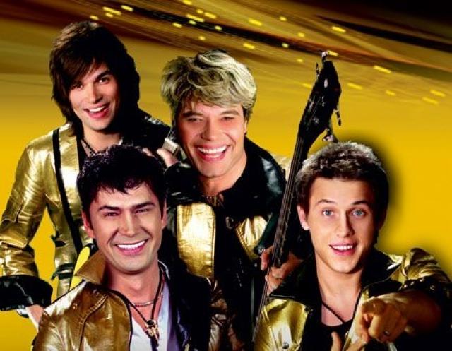 """Группа """"На-На"""" . Коллектив был создан Бари Алибасовым в январе 1989 года на основе конкурсного отбора и стал мега-популярным в начале 90-х."""