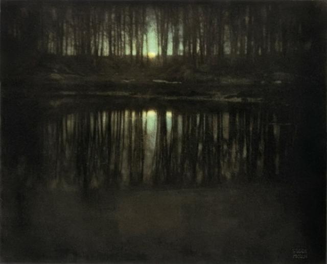 """""""Озеро в лунном свете"""" - $2 928 000."""