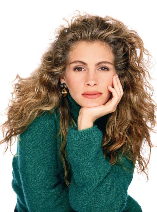 Так что перед тем как стать всем известной красоткой, будущей актрисе пришлось сыграть роль гадкого утенка.