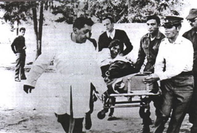 Вскоре они были доставлены в больницы Сантьяго.