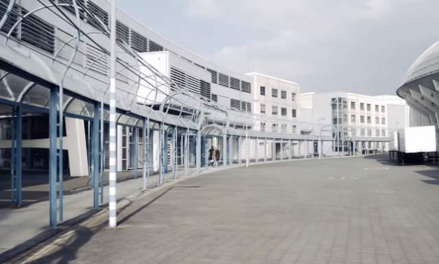 Построенная в 1998 году тюрьма города Гильзенкирхен является одной из самых современных тюрем Европы.