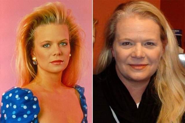 Иден Кэпвелл-Кастильо — Марси Уолкер, 57 лет. Несмотря на яркую внешность, в кино актриса не задержалась, окончательно завершив актерскую карьеру в 2005 году.