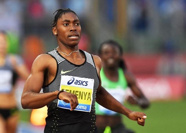 Кастер Семеня. О половой принадлежности чемпионки мира в беге на 800 метров спорят не только обыватели, но и врачи.