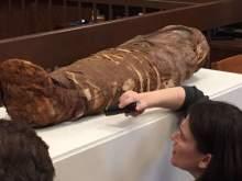 Ученые разгадали тайну мумии 5-летней девочки, захороненной 1900 лет назад