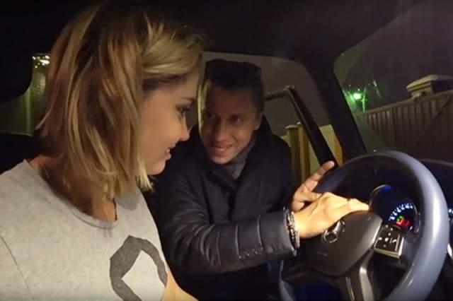 """Теперь шутка про """"я еду - я слышу"""" - относится к Прилучному напрямую. Он сам шутит в Instagram, что его авто слышно за три квартала."""
