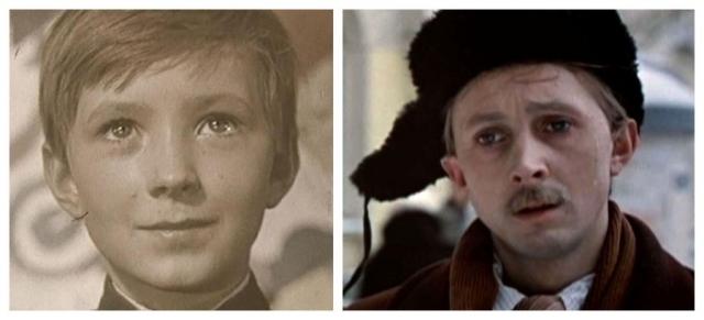 """Николай Бурляев дебютировал в короткометражке """"Мальчик и голубь"""" в возрасте 14 лет."""