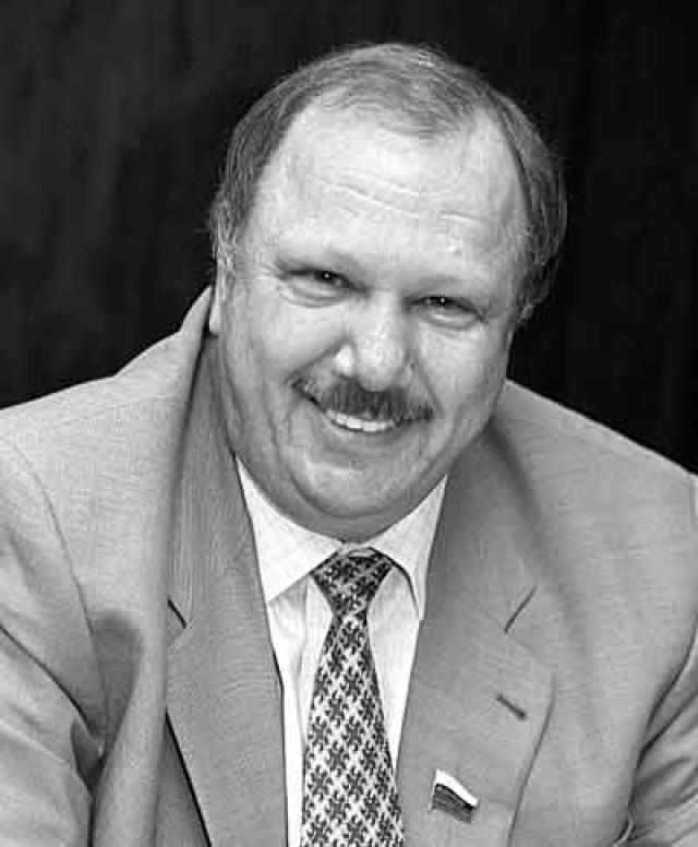 Валентин Цветков (1948-2002) - губернатор Магаданской области в 1996-2002 годах.