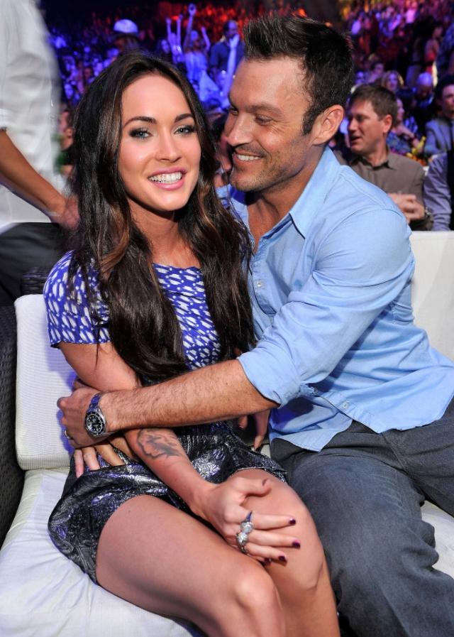 Меган Фокс подала на развод с Брайаном Остином Грином 21 августа после пяти лет брака.