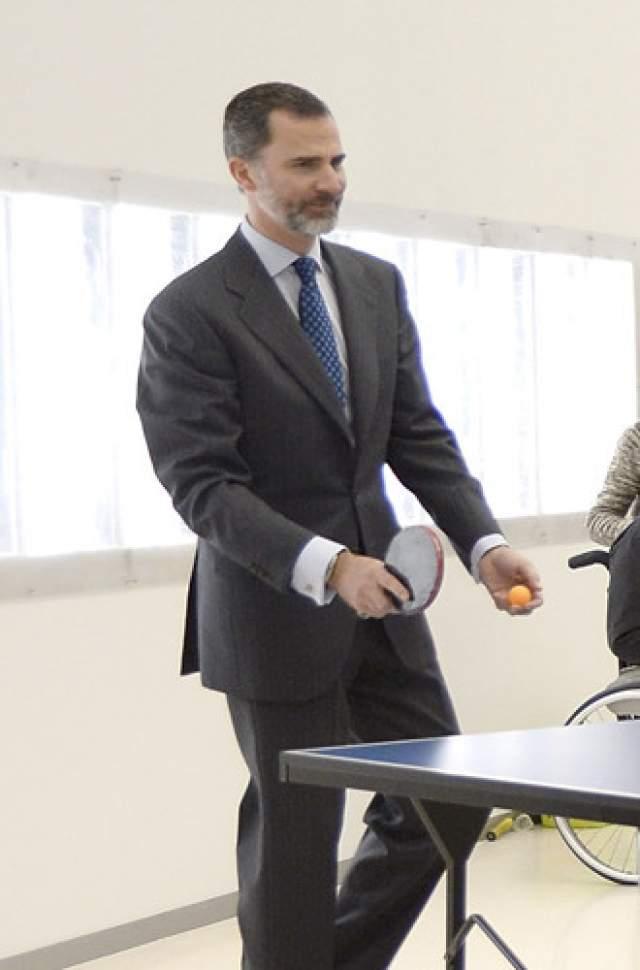 """""""Испании очень повезло с таким динамичным и энергичным королем. Именно он мог бы вернуть стране ее былое величие"""", - считают ведущие фитнес-эксперты, составляющие рейтинг на портале Health Fitness Revolution."""