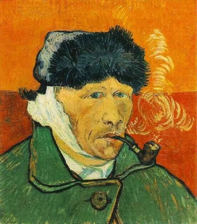 Жизнь великого художника закончилась и вовсе печально: последний год жизни он провел в психлечебнице, где в конце-концов выстрелил себе в грудь.