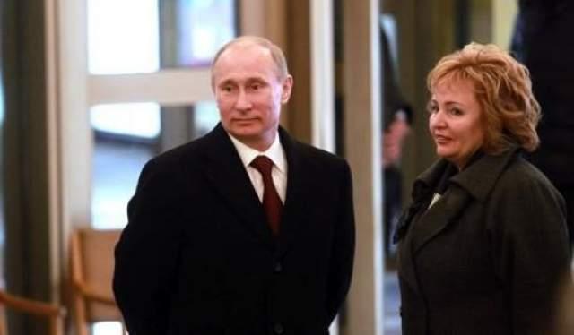 Президент РФ с супругой в 2013 году незадолго до развода.