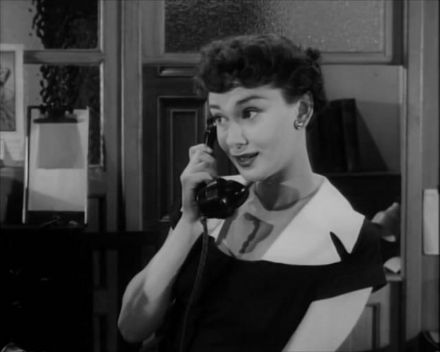 """Первым собственно художественным фильмом для Хепберн стал британский фильм """"One Wild Oat"""", в котором она играла девушку-регистратора в отеле. Позже она сыграла еще несколько второстепенных и эпизодических ролей."""