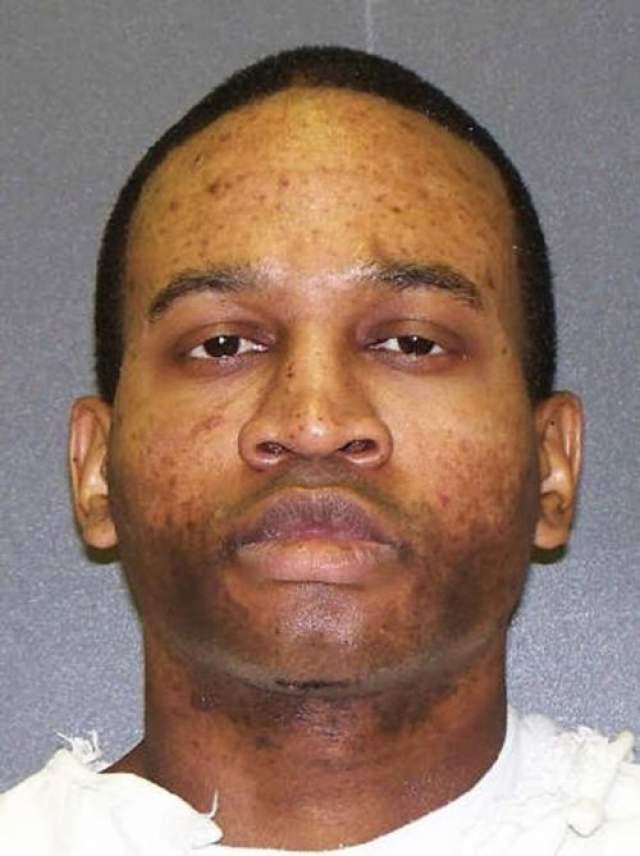 Джеффри Деймонд Уильямс Дата преступления, 19 мая 1999 года Дата казни: 15 мая 2013 года Возраст: 37 лет Обвинение: после угона автомобиля застрелил офицера полиции.