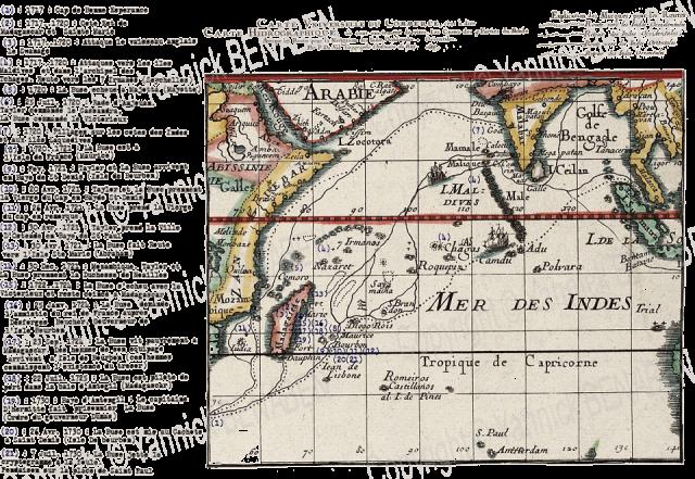 Ле Вассера отправили на остров для защиты французских поселенцев, после чего он быстро выгнал оттуда англичан и стал вести собственную политику.